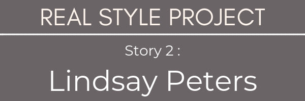 Real Style Project Lindsay Peters
