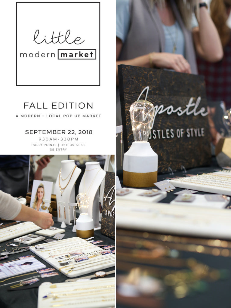 Apostle Little Modern Market Fall Edition