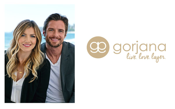 Gorjana Jewelry Live, Love, Layer