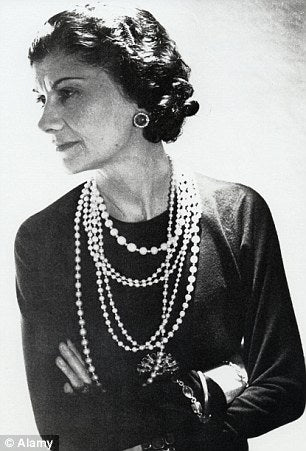 Coco Chanel Inspiration
