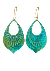 We Dream In Colour Agea Drop Earrings