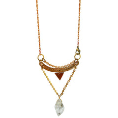 Hailey Gerrits Adjustable Bacall Necklace