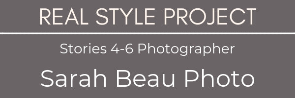 Real Style Project Sarah Beau Photography