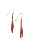 Abacus Row Kiki Tassel Earrings