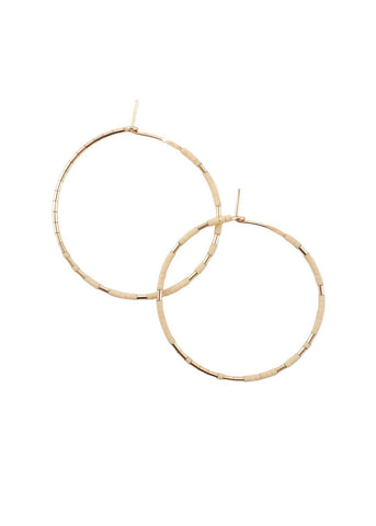 Abacus Row  |  Pan Hoops, Oyster