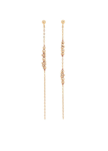 Abacus Row  |  Rho Earrings