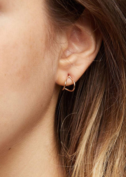 Able Jewelry Ear Hug Earrings
