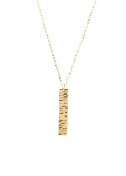 Able Jewelry Luxe Citadel Necklace