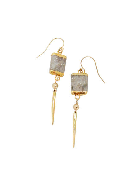 Apostle In House Collection  |  Jasper Earrings