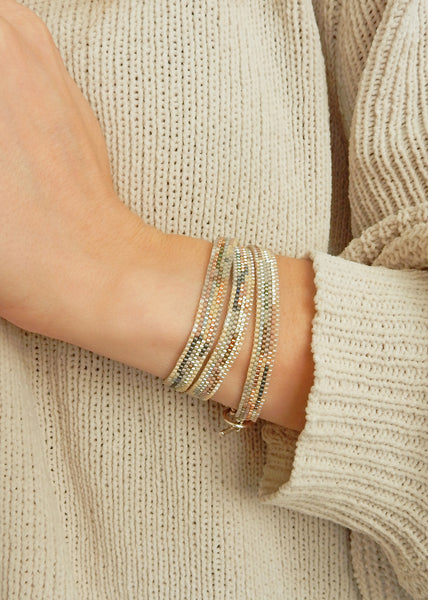 Apostle In House Collection  |  Claudia's Wrap Bracelet