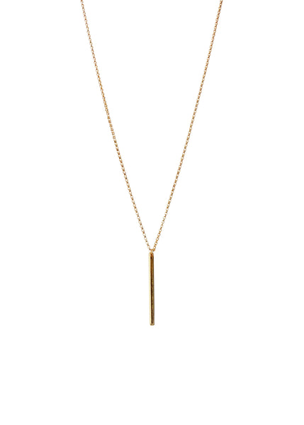 Apostle In House Collection Straight and Narrow Necklace