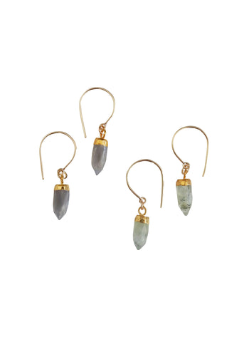 Apostle In House Collection  |  Dew Earrings