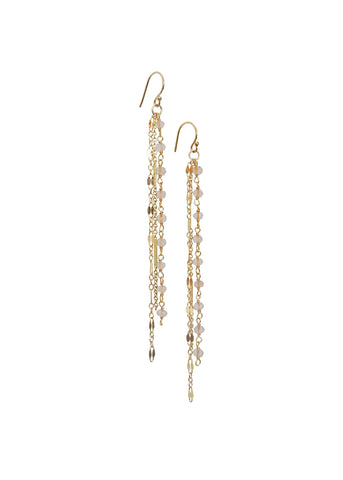 Apostle In House Collection  |  Waterfall Earrings