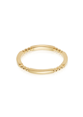 Daisy London  |  Stacked Essential Ring