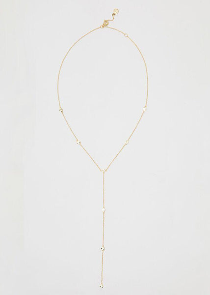 Gorjana Chloe Lariat Necklace