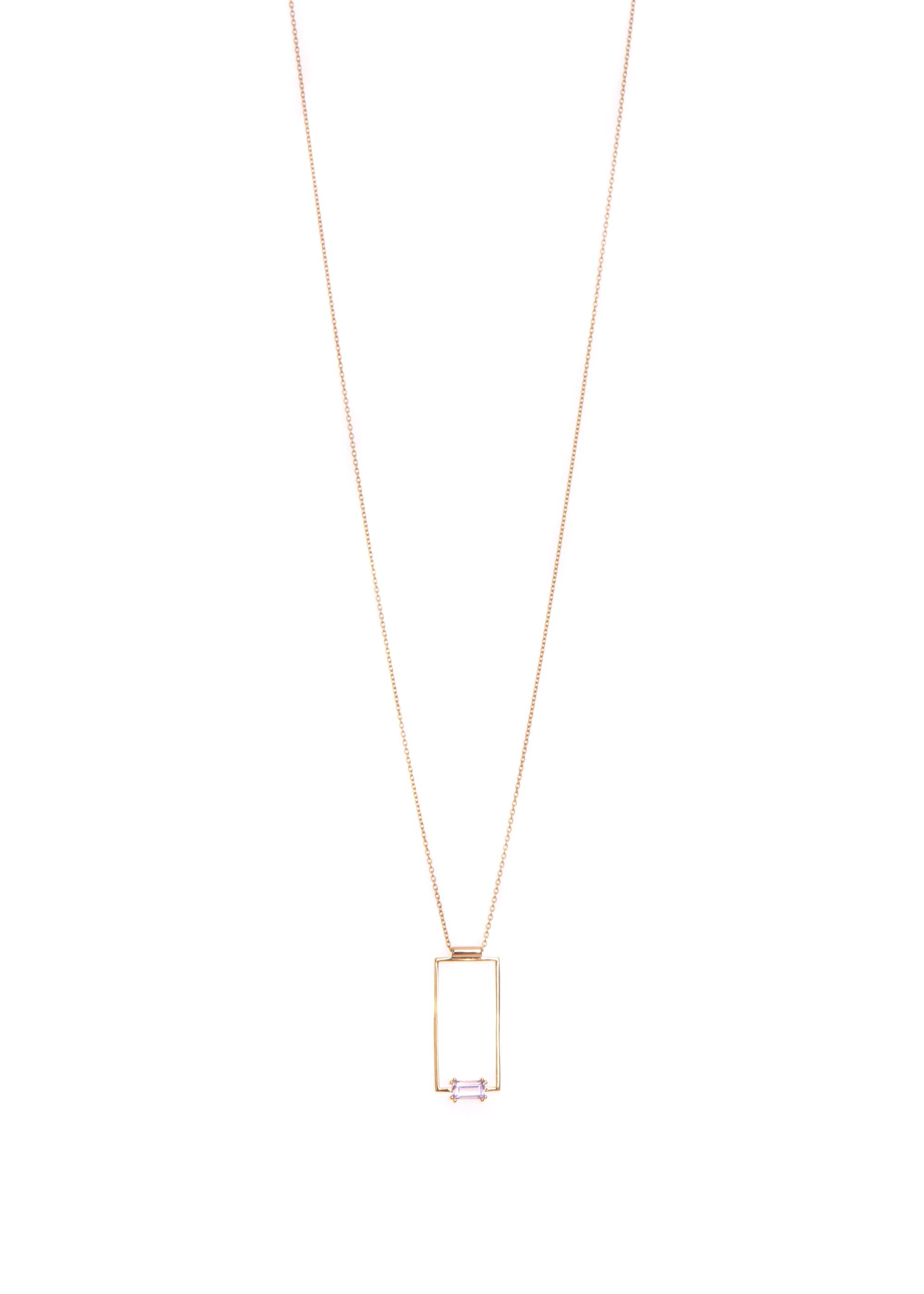 Hailey Gerrits Panama Necklace