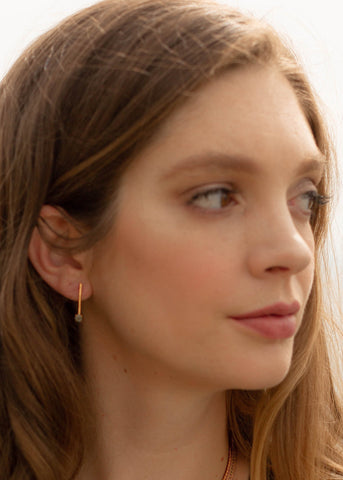 Hailey Gerrits Polaris Stud Earrings