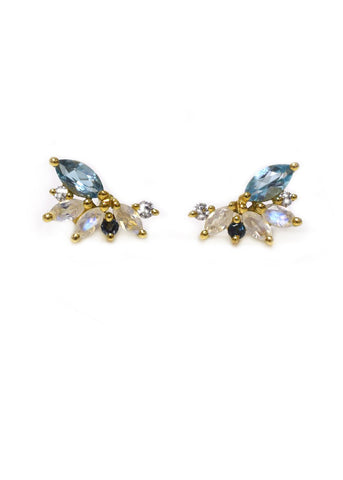La Kaiser  |  Butterfly Stud Earrings