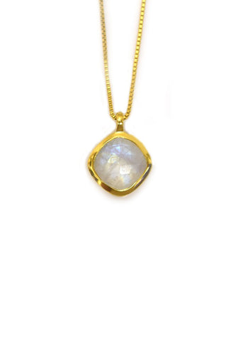La Kaiser  |  Eclipse Moonstone Necklace