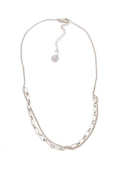 Layered Necklace Aya Lover's Tempo