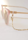 Lover's Tempo Charlie Mask Sunglasses Chain Canada