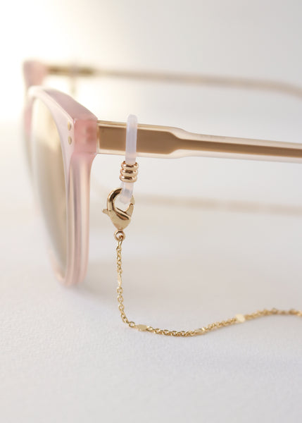 Lover's Tempo  |  Everly Convertible Glasses/Mask Chain