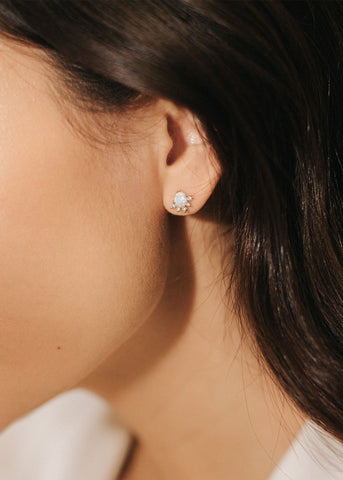 Lover's Tempo Juno Stud Earrings