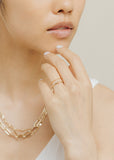 Lover's Tempo Delicate Stacking Ring Knot Today