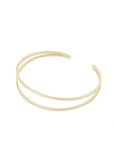 Lover's Tempo Mazi Bangle Gold