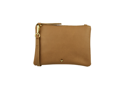 Peta and Jain Mimi Pouch (Tan)