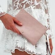 Peta and Jain Bella Pouch (pastel pink)