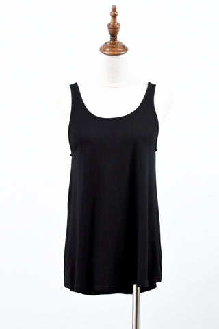 Rebel Basic Singlet (black)