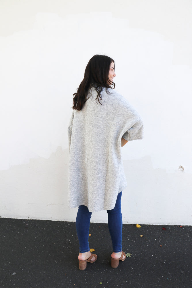 Ainsley Knit (Silver)
