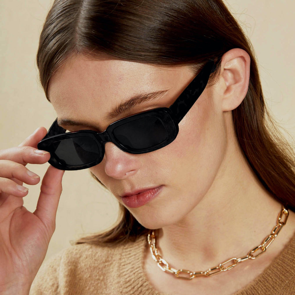 Load image into Gallery viewer, Ronnie Sunglasses (Black)