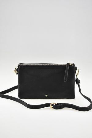 Peta and Jain Ava Clutch (Black)