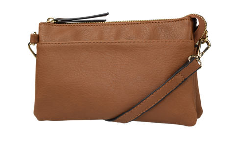 Peta and Jain Ava Clutch (Tan)