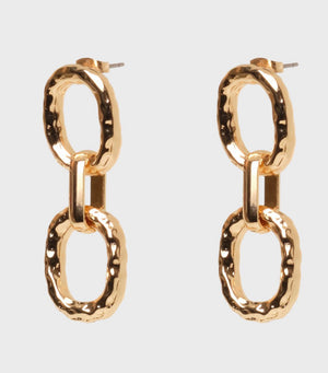 Load image into Gallery viewer, Bling Bar Nicola Link Earring