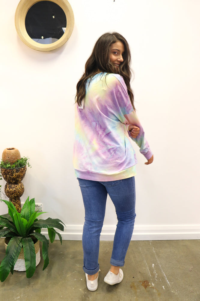 Load image into Gallery viewer, Gigi Sweat (tie-dye)
