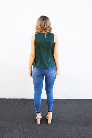 Wish Elsie Top (emerald)