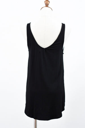 Load image into Gallery viewer, Rebel Basic Singlet (black)