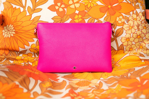 Peta and Jain Kourtney Bag (fuschia)