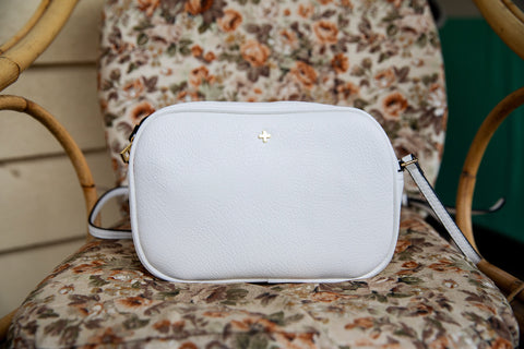 Peta and Jain Gracie Bag (white)
