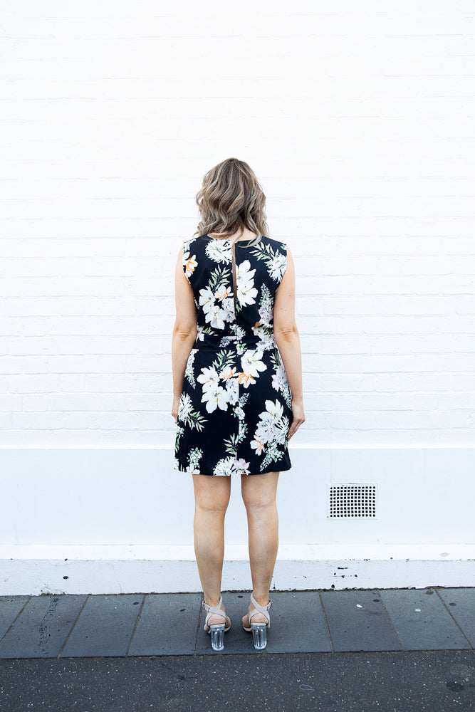 Load image into Gallery viewer, Wish Rosetta Dress