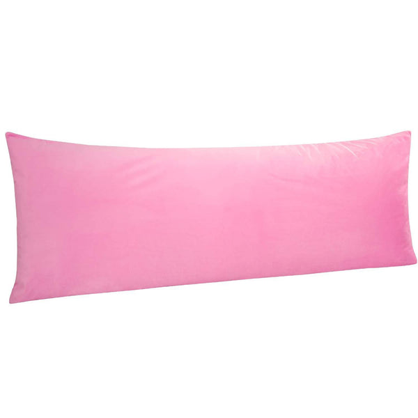 Velvet Body Pillow Cover-1