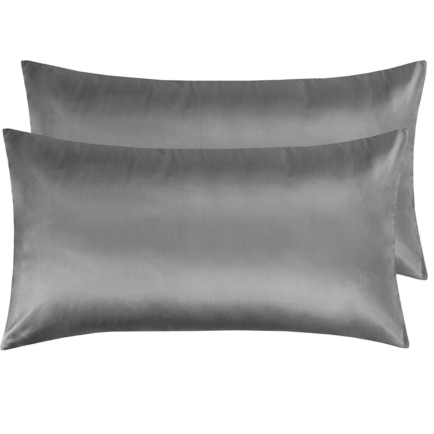 NTBAY Silky Satin Pillowcases Set of 2
