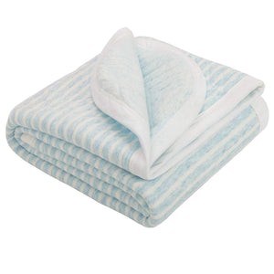 Toddler Blanket Blue