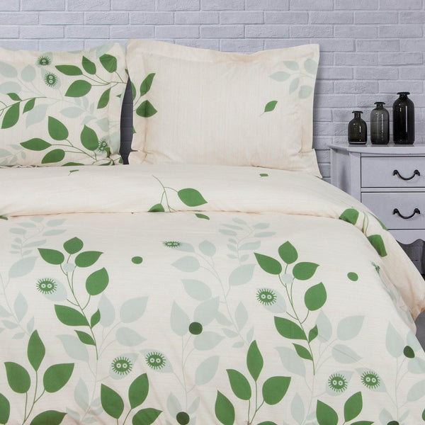 NTBAY Duvet Cover Set Leaves