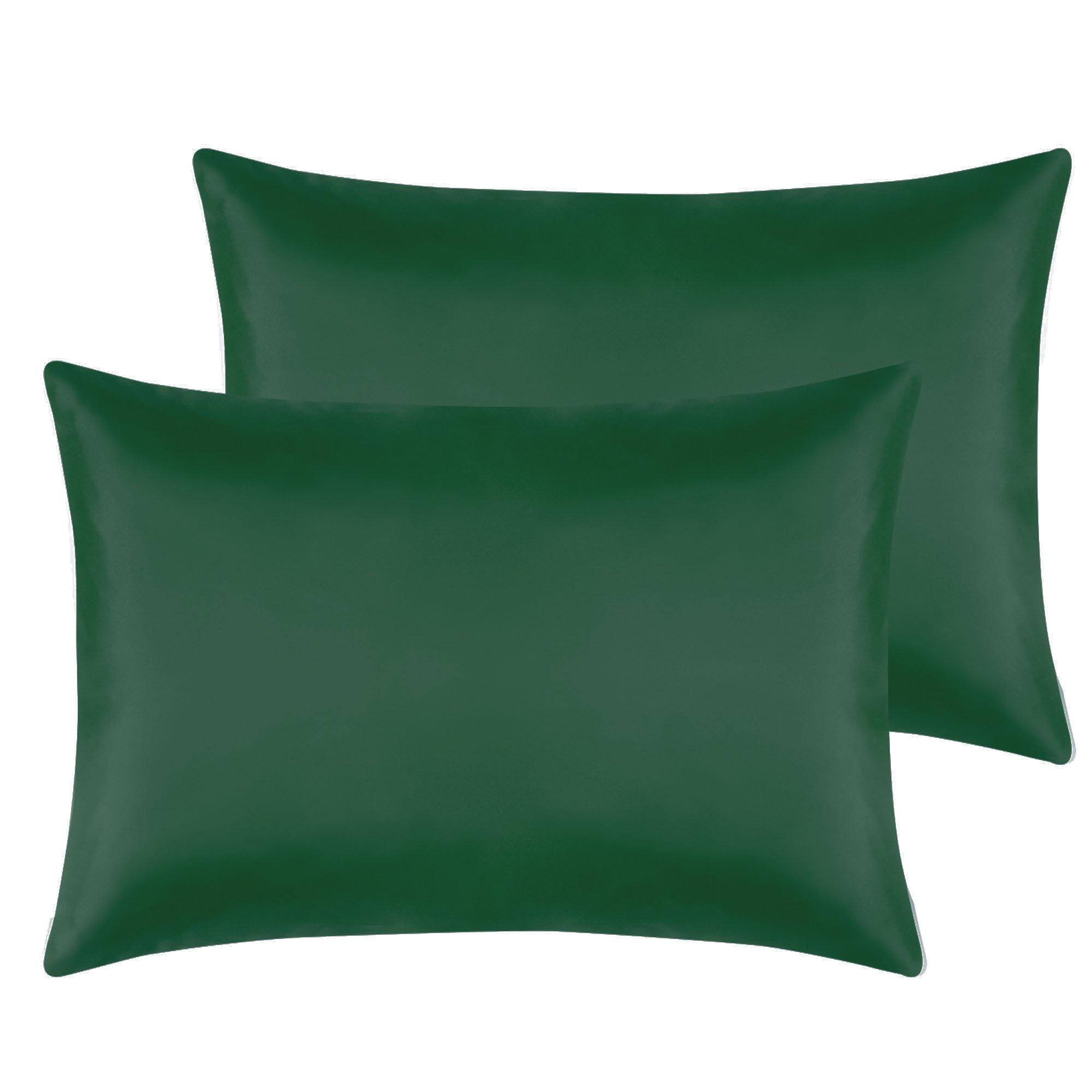 Ntbay Silky Satin Toddler Travel Pillowcases Set Of 2