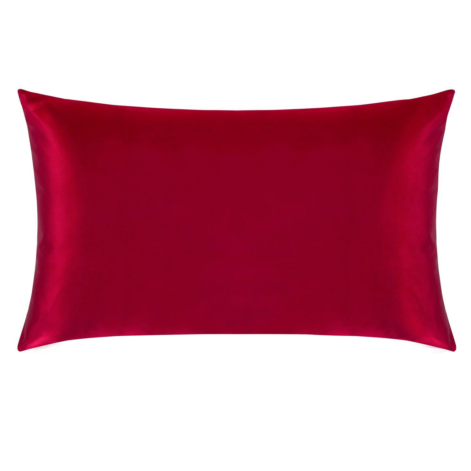 NTBAY 100% Mulberry Silk Queen/King Size Pillowcases