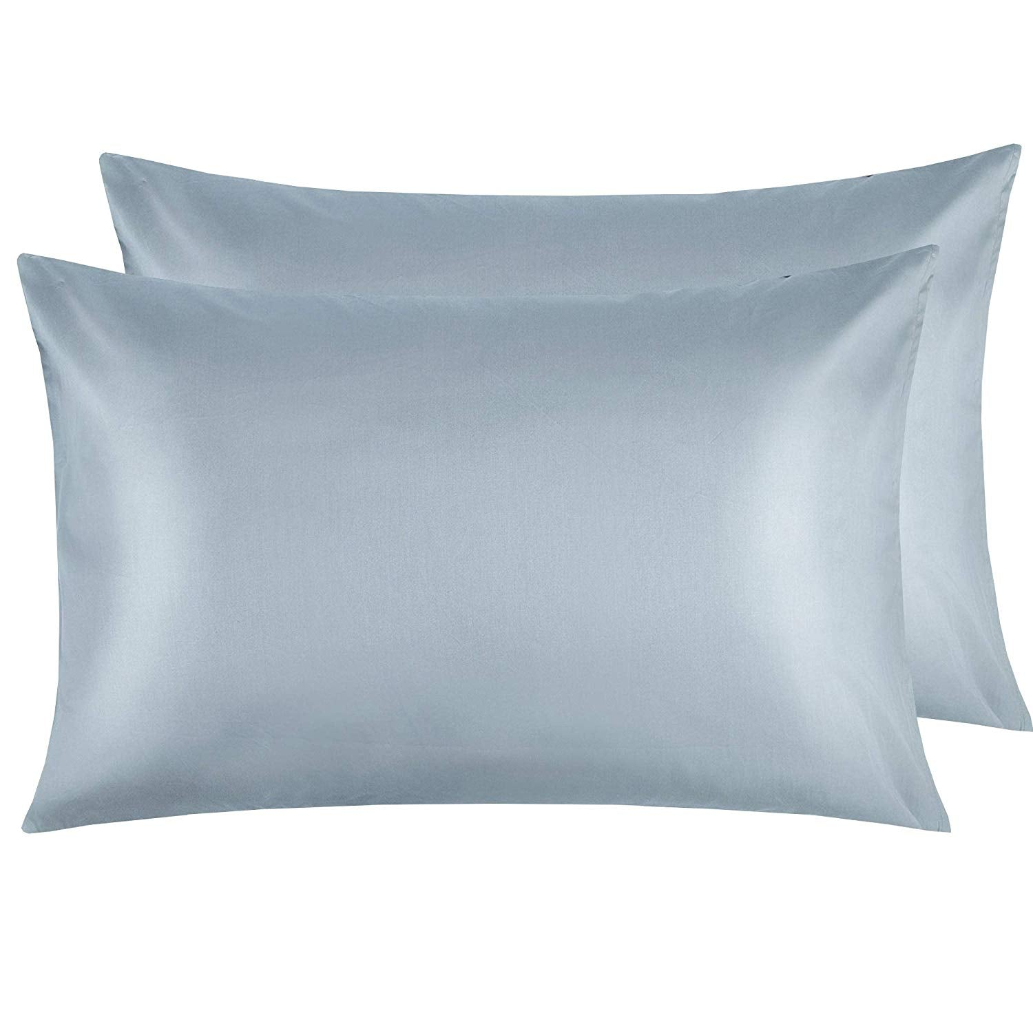 NTBAY Silky Satin Pillowcases for Hair Set of 2 - NTBAY